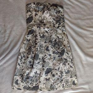 Old Navy strapless mini dress